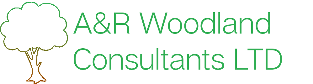 A&R Woodland Consultants Logo